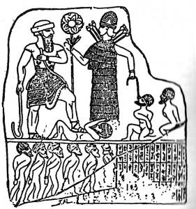Inanna & Her Lulu Slaves