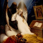 461px-89mile_Jean-Horace_Vernet_The_Angel_of_Death